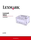 Lexmark E320 side 1