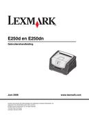 Lexmark E250D side 1