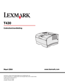 Lexmark E240n side 1