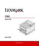 Lexmark C912 side 1