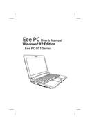 Asus EEE PC 901 XP sivu 1