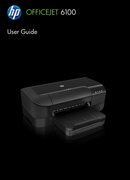HP Officejet 6100 page 1
