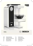 Bosch THD2021 Filtrino pagina 1