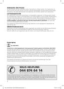 página del Solis SWISSPerfection 4