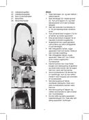 Melissa 16420214 Støvsugere specs Teknisk Informasjon