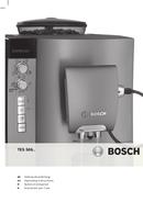 Bosch TES50621RW Seite 1