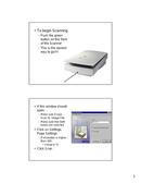 HP Scanjet 5200C side 2