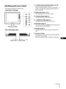 Sony SDM-S51R page 5