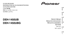 Pioneer DEH-1450UB sivu 1