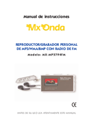 Mx Onda MX-DM5794 side 1