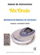 Mx Onda MX-DM5717 side 1