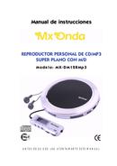 Mx Onda MX-DM128 side 1