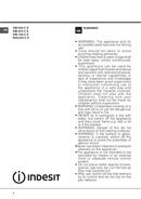 Indesit IVIA 633 side 2