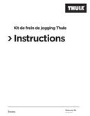 página del Thule Jogging Brake Kit 1