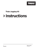 Thule Jogging-Set page 1