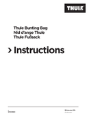 Thule Bunting Bag Seite 1