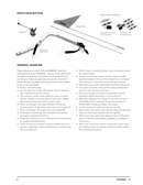 Thule Bicycle Trailer Kit page 2