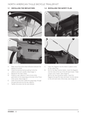 Thule Bicycle Trailer Kit page 3