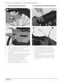 Thule Bicycle Trailer Kit Seite 3