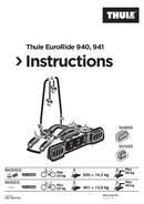Thule EuroRide 941 sayfa 1