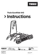 Thule EuroRide 943 sayfa 1