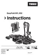 Página 1 do Thule EasyFold 932