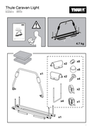 Thule Caravan Light SP911 page 2