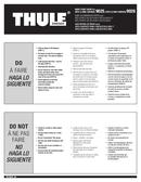 Thule Apex 4 Bike 9025 sivu 1