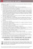 Página 2 do Magimix Le Vision