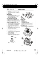 Página 3 do Whirlpool AKR 400/IX