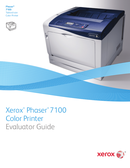 Xerox Phaser 7100N page 1