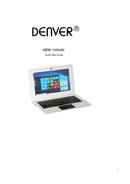 Página 1 do Denver NBW-10004N