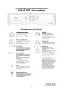 Página 5 do Whirlpool AZA-HP 7572