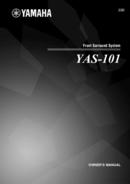 Yamaha YAS-101 Premium pagină 1