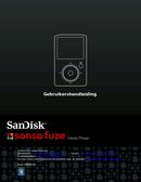 Sandisk Sansa Fuze pagina 1