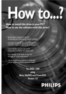 Philips DVDRW416K side 1