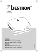 Bestron ASW490 page 1