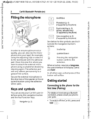 Siemens Car Kit Bluetooth Portable HKW-700 side 4
