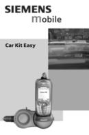 Siemens Car Kit Easy HKP-600 side 1