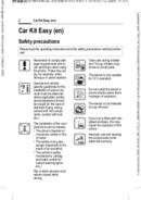 Siemens Car Kit Easy HKP-640 side 4