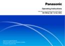 Panasonic HD Writer AE 1.0 for HDC sivu 1
