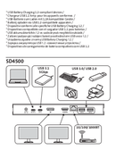 Kensington SD4600P USB-C side 5