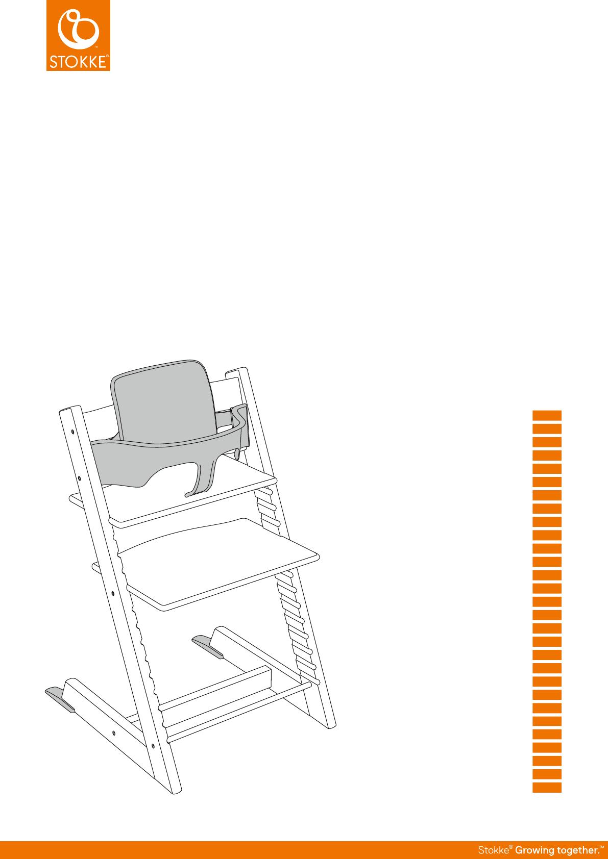 stokke tripp trapp assembly