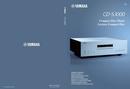 Yamaha CD-S3000 page 1