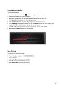Asus Cerebrus Mech RGB sivu 5