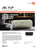 JBL Flip sayfa 1