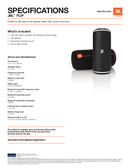 JBL Flip page 3