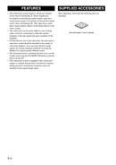 Yamaha YST-RSW300 sivu 4