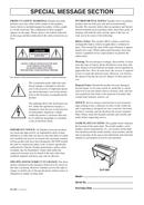 Yamaha Clavinova CLP-380 page 2