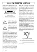 Yamaha Clavinova CLP-340 page 2